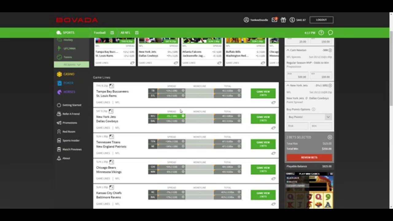 Tips On How To Create The Best Gambling List